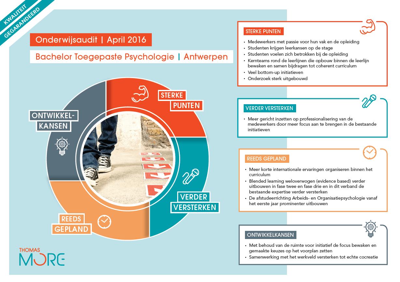 opleiding organisatiepsychologie