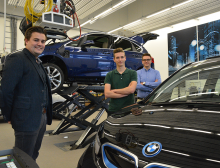 BMW Partner in Education